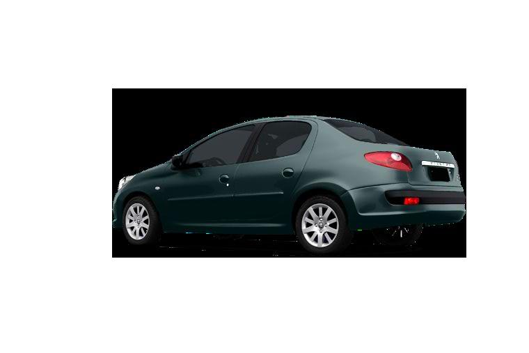 Peugeot 206 – Sedan